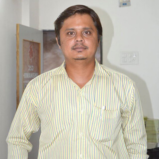 Vishal Pandya website sales head
